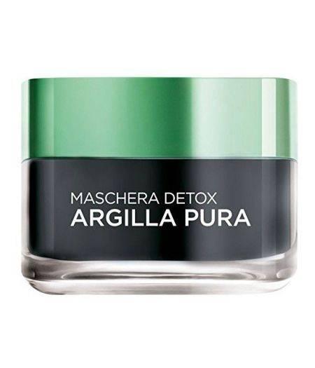 Maschera detox argilla pura 50 ml