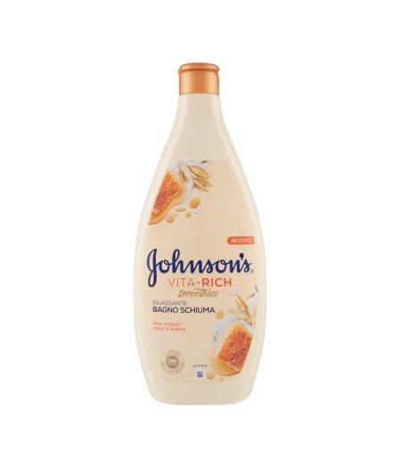 Vita-Rich smoothies Bagno Schiuma Rilassante con Yogurt, Miele e Avena 750 ml