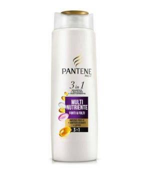 PRO-V Shampoo 3 in 1 multi-nutriente 225 ml