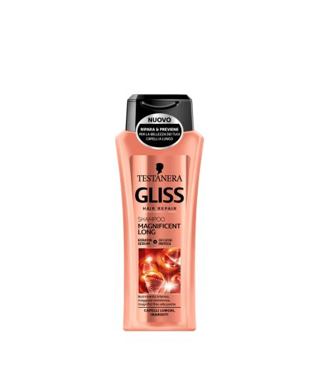 Gliss Magnificent Long Shampoo 250 ml