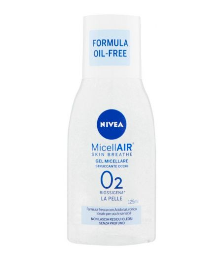 Gel Micellare Struccante Occhi MicellAir Skin Breathe 125 ml