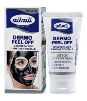 Dermo peel off Detox Carbon 7 ml
