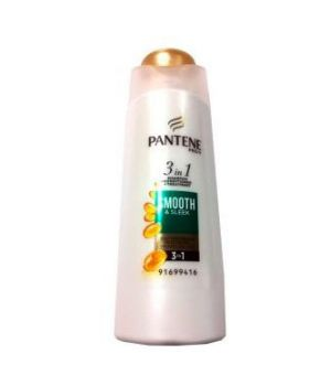 Mini Pantene Shampoo 3 in 1 Smooth & Silk  90 ml