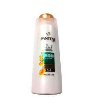 Mini Pantene Shampoo 3 in 1 Smooth & Silk  90 ml