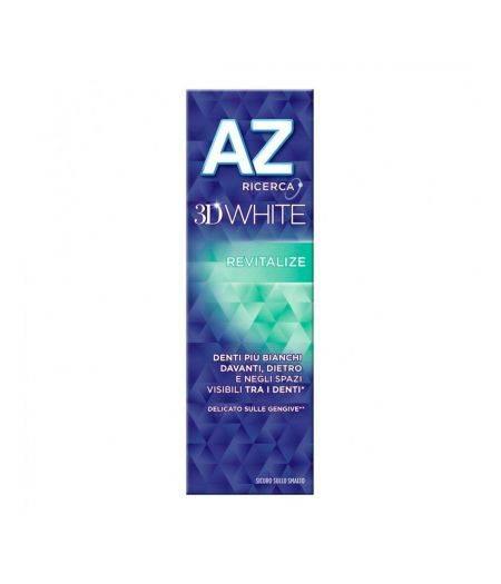 Dentifricio AZ 3D White Revitalize 75ml