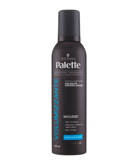 Palette Volumizzante Mousse 250 ml