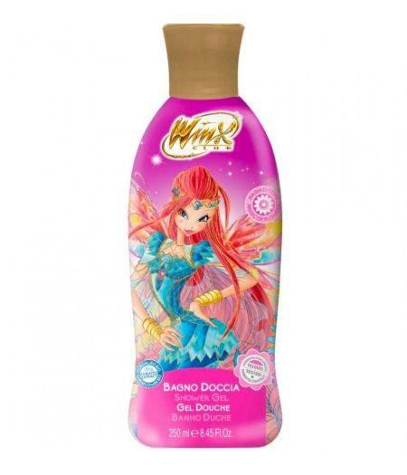 Kids bagno doccia Magia di fiori Winx 250 ml