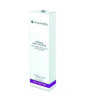 Crema Anti Rughe con Acido Jaluronico e Ceramide2 Pelli Mature 15 ml
