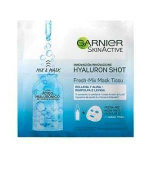 Garnier Hydrabom Maschera in Tessuto + Acido Hyaluronico Shot
