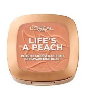 Blush in Polvere Life's a Peach 01 Eclat Peche