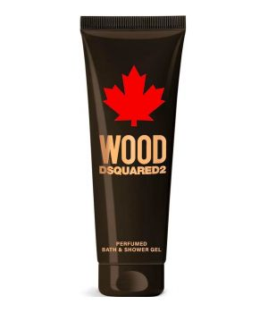 Wood pour Homme – Perfumed Bath & Shower Gel 250 ml