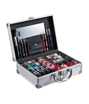 All About Beauty Train Case