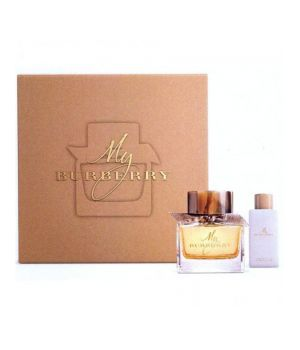 MY Burberry Confezione Eau de parfum 50 ML + 75 ML Body Lotion
