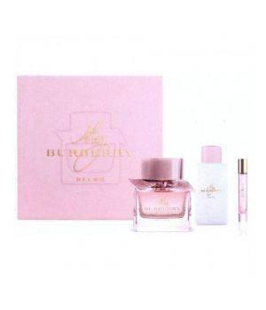 My Burberry Blush Confezione eau de parfum 90 ml + Latte Corpo 75 ml + My Burberry Blush eau de parfum 7,5 ml