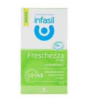 Detergente Intimo Freschezza Attiva con Antibatterico 200 ml