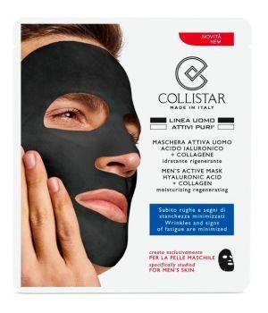 Attivi Puri Maschera Attiva Uomo Acido Ialuronico + Collagene