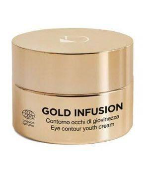Gold Infusion Crema Contorno Occhi di Giovinezza 15 ml