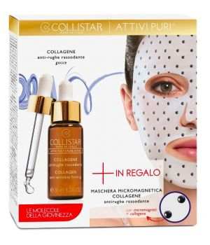 Attivi Puri Collagene Antirughe Rassodante 30 ml + Maschera Collagene