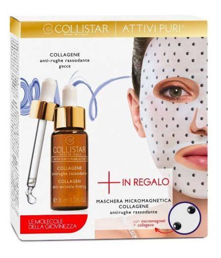 Attivi Puri Collagene Antirughe Rassodante 30 ml + Maschera Collagene
