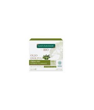 Crema Viso Nutriente all'Olio di Oliva 50 ml