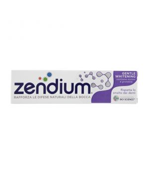 Zendium dentifricio sbiancante Gentle Whitening 75 ml
