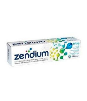 Zendium dentifricio kids 75 ml
