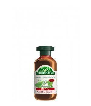Shampoo Seboregolatore Ortica Capelli Grassi 250 ml