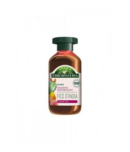 Shampoo Rinforzante Fico d'India 250 ml