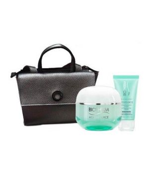 Aquasource crema 50 ml + Biosource 50 ml + borsa Mandarina Duck