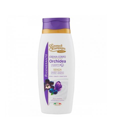 'Crema Corpo Fluida Rigenerante all''orchidea 250 ml'