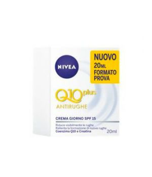 Q10 plus Antirughe Crema Giorno SPF15 20 ml