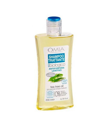 Shampoo Trattante Antiforfora Lenitivo Tea Tree Oil 200 ml
