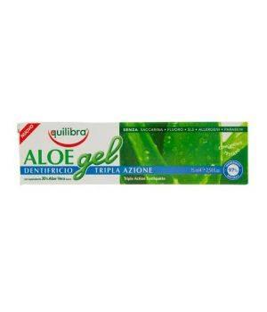 Aloe gel Dentifricio Tripla Azione 75 ml