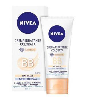 Crema Idratante Colorata Naturale 50ml