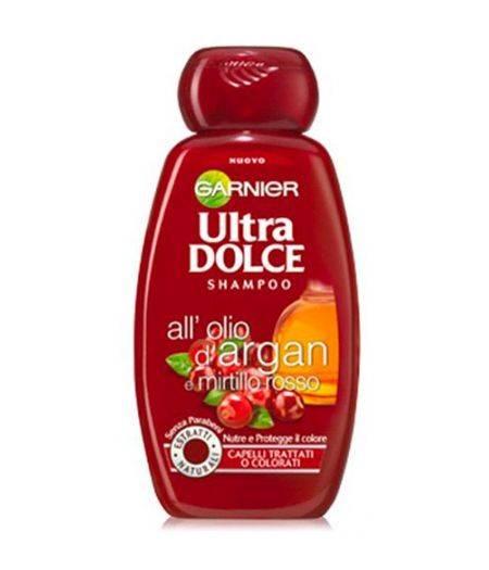 Ultra Dolce Shampo Olio di Argan e Mirtillo Rosso 300 ml