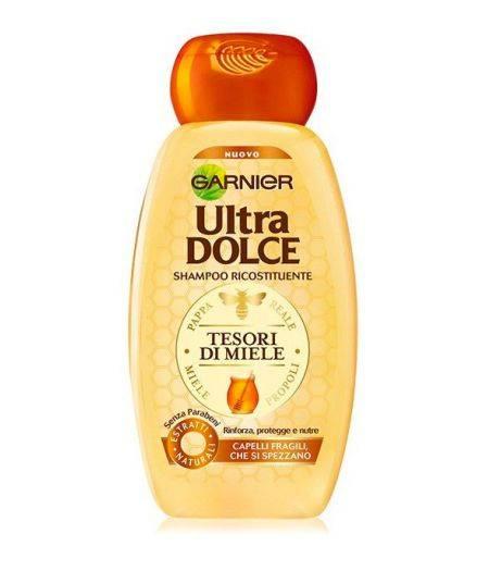 Ultra Dolce Tesori di Miele Shampoo ricostituente 300 ml