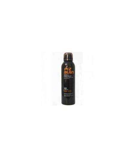 Piz Buin Tant Intense Spray Spf 15 Spray solare 150 ml