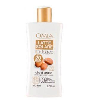 Omia - Latte solare spf 20 200 ml