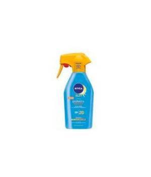 Nivea Protect & Bronze Protezione Solare SPF 20 Spray 300 ml