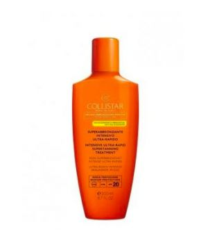 Superabbronzante Intensivo Ultra Rapido SPF20 200 ml