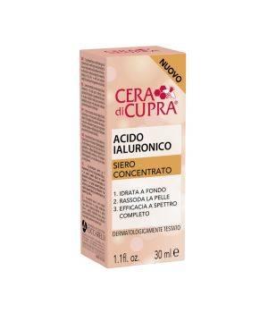 Cupra Siero Concentrato Acido Ialuronico 30 ml