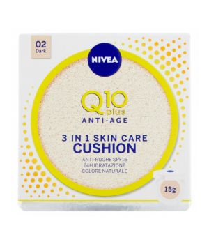 Q10 Plus Anti-Age 3 in 1 Skin Care Cushion 15 g – 02 DARK