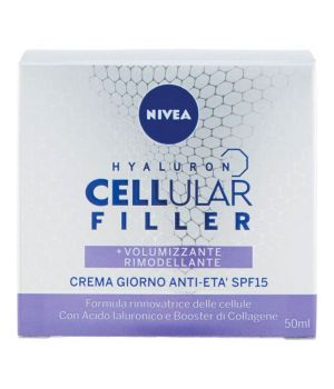 Cellular Anti-Age Crema Giorno Filler di Volume SPF 15 50 ml