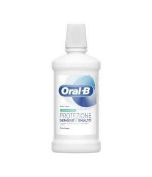 Oral B Collutorio Mente Fresca Protezione Gengive e Smalto 500 ml