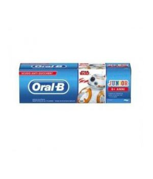 Oral-B Junior Star Wars Dentifricio al Fluoro 6+ Anni 75ml