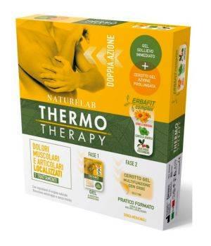 Thermo Therapy Cerotto Gel 10 X 7 Cm Multifunzione Con Erbe Dolori Muscolari Localizzati 7 Trattamenti