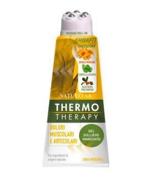Thermo Therapy Gel Dolori Muscolari E Articolari Massage Roll-On Tubo 100 Ml