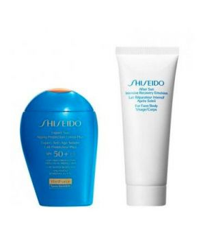 EXPERT SUN AGING PROTECTION LOTION SPF 50 WETFORCE + AFTER SUN INTENSIVE RECOVERY EMULSION