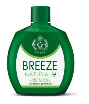 Breeze Natural Essence Deodorante Squeeze 100 ml
