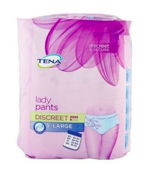 Tena Silhouette Blanc Normal Large x 5